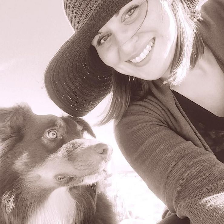 Debbie Briggs, dog trainer